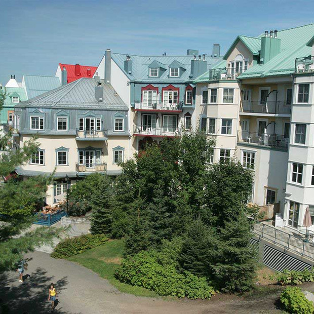 Homewood Suites, Tremblant, Quebec