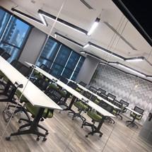 Trend Micro Training Room in Swiss Tower, JLT, Dubai
