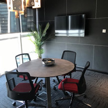 Trend Micro Meeting room in Swiss Tower