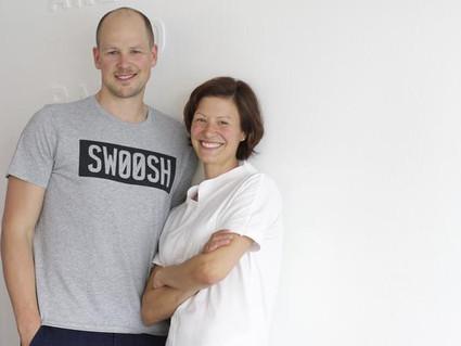 Creative Couple Nana and Fabian on Sustainable Fashion and Design