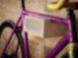 Fahrrad 8bar Wandhalterung holz Hikee