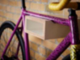Fahrradregal Holz Wandhalterung Nonstop