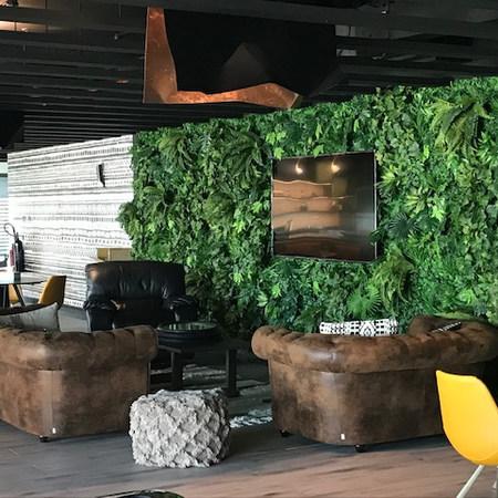 Trend Micro Lounge Sitting Area in Swiss Tower, JLT, Dubai