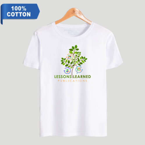 Lessons Learned Publications | T-Shirt