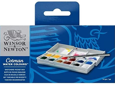 5 Best Watercolor Paint Sets