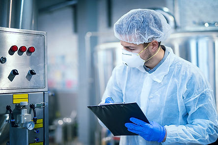 Welding company serving food processors in Pennsylvania