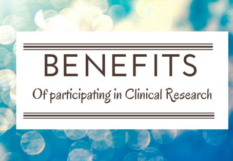 Benefits of Participating in Research