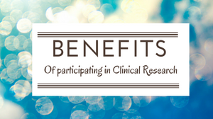 Benefits of Clinical Research