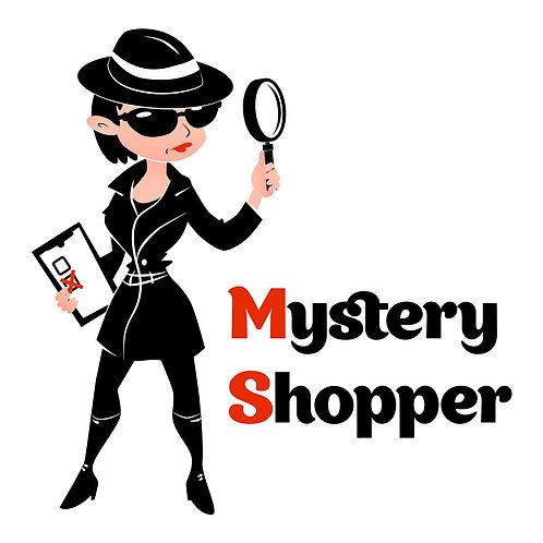 Mystery Shopping List