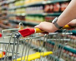 Erhöhte Hygiene und Sauberkeit im Supermarkt mit der antibakterielle Beschichtung TiTANO