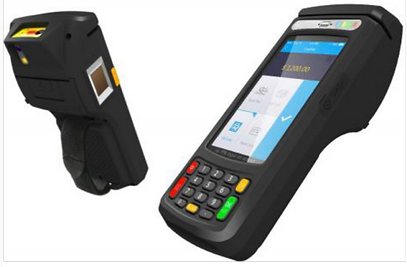 All in One 3G Fingerprint POS