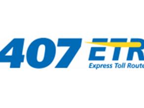 407ETR goes live with inspectX OSIM