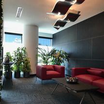 Trend Micro Dubai Waiting Area