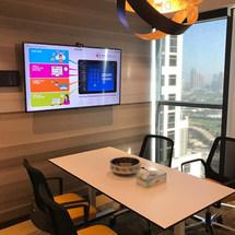 Trend Micro Zoom Integrating Room