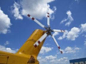 Clayton Carson - News - tail rotor blade