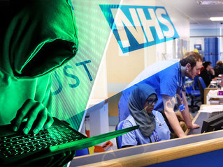 NHS Cyber Attack- Make sure your business is resilient against a cyber attack #NHScyberattack