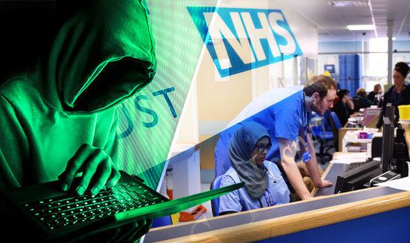 #NHScyberattack
