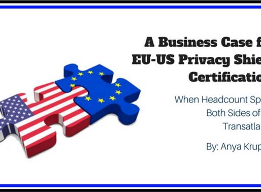 EU-US Privacy Shield Certification