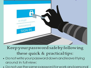 Information Security Awareness Posters