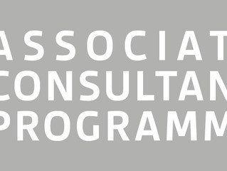 Proud to be part of the BSI Associate Consultant Programme