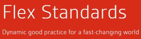 BSI Flex – a new, flexible approach to standardization