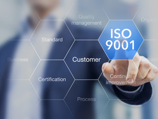 Quality Assurance with ISO 9001:2015
