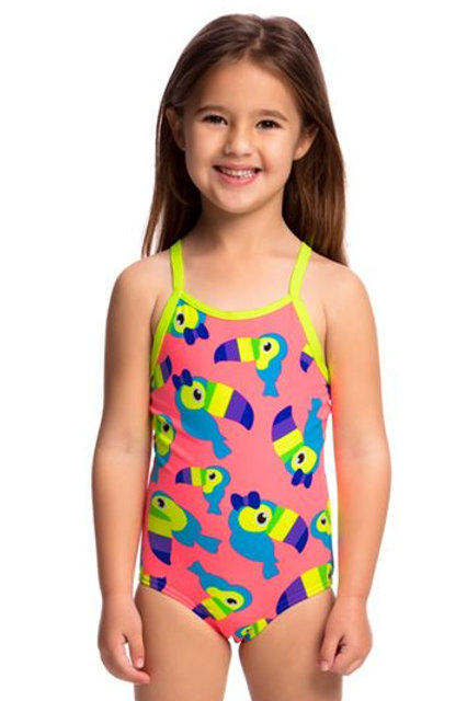Funkita You Can Too Toddler Girls One Piece Swimsuit