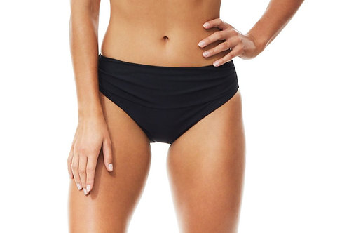 Moontide Swimwear Contours Ruched Front Pant