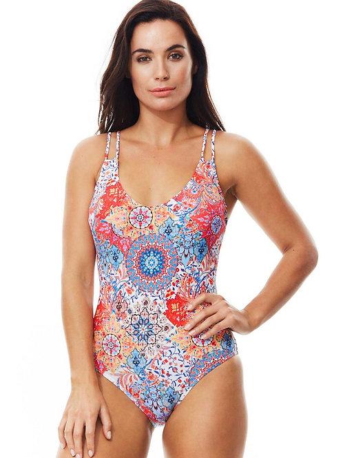 Moontide Swimwear Murano U/W Twin Straps Suit