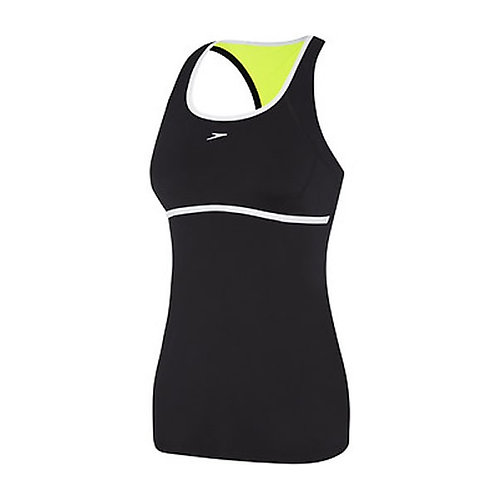 Speedo Swimwear Womens Cross Trainer Power Tank Tankini Top