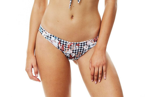Piha Swimwear Bloom Reversible Hipster Pant