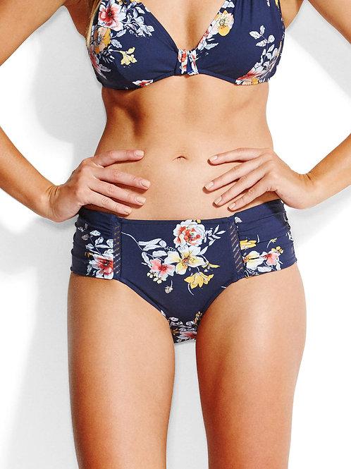 Seafolly Swimwear Midsummer Wide Side Retro Bikini Pant