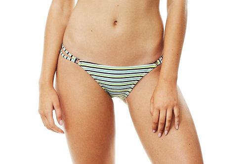 Piha Swimwear Candy Stripe Twin Strap Pant
