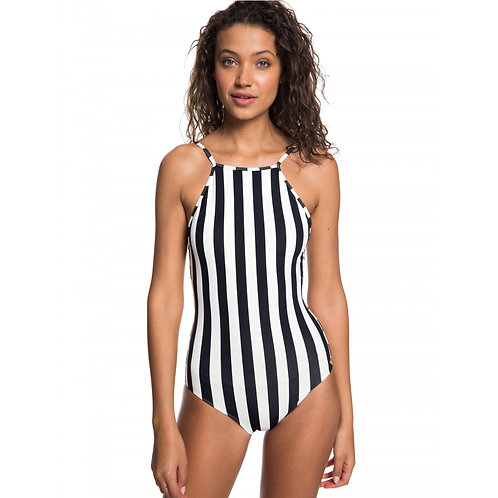 Roxy Swimwear Womens Essentials One Piece Swimsuit