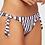 Tigerlily Swimwear Isni Tie Tiger Bikini Pant