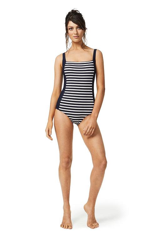 Moontide Swimwear Above Board One Piece Swimsuit