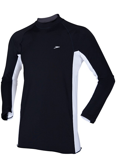 Speedo Swimwear Mens Sleeve Slim Fit Top