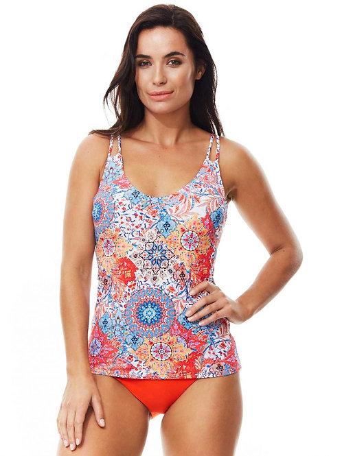 Moontide Swimwear Murano U/W Twin Straps Tankini