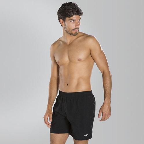 """Speedo Swimwear Mens Solud Leisure 16"""" Short"""