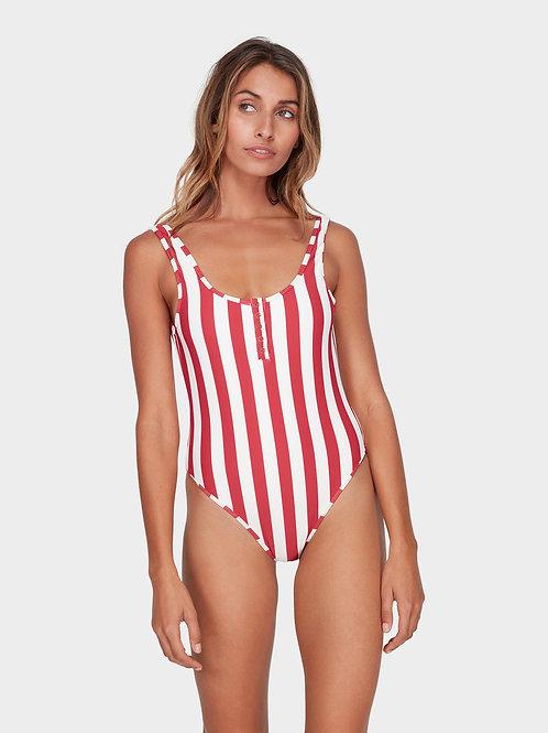 Billabong Swimwear  Sunset Stripe One Piece