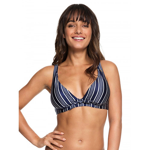 Roxy Swimwear Womens Urban Waves D Cup Bikini Top