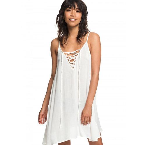 Roxy Womens Softly Love Strappy Overswim Dress