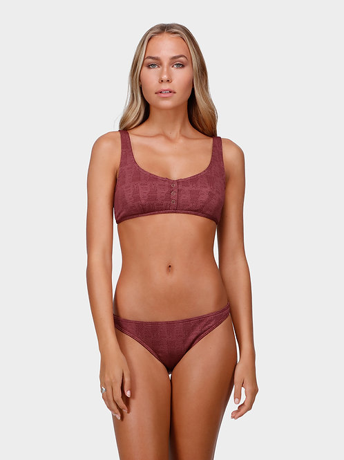 Billabong Swimwear Way to Love Bikini Top