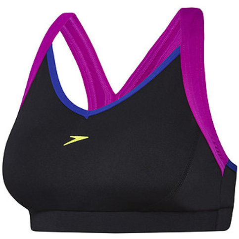 Speedo Swimwear Womens Cross Trainer Racer Top