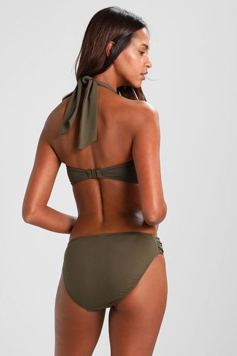 Twist band hipster Forest Seafolly swimwear