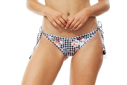 Piha Swimwear Bloom Reversible String Pant