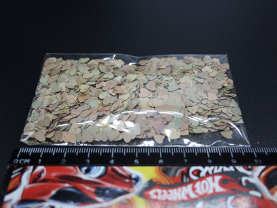 Clear confetti bags 10cm x 6cm