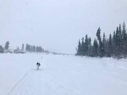Heavy snow day!