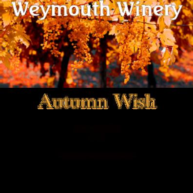 Autumn Wish, 750ml, 12% alc./vol.