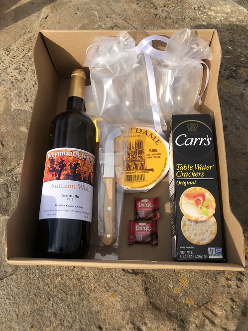 White Wine Entertainment Box